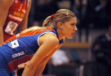 Francesca Piccinini (infophoto)