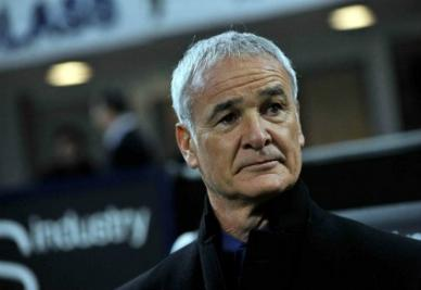 Claudio Ranieri, all. Inter (Infophoto)