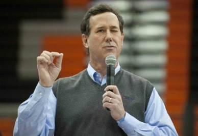 Rick Santorum (Infophoto)