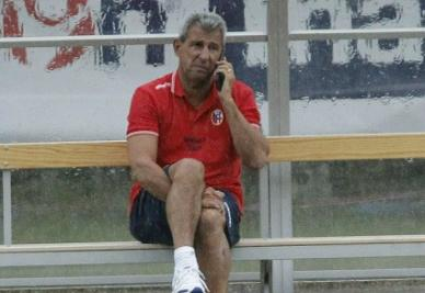 Salvatore Bagni, ex DT del Bologna (INFOPHOTO)