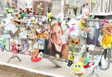 La tomba di Sarah Scazzi