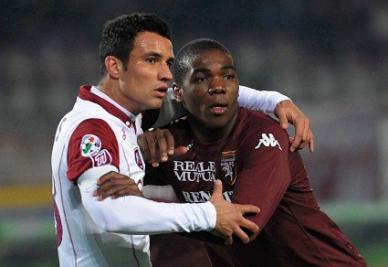Torino e Reggina, in campo alle 19, lotteranno per la vittoria (INFOPHOTO)