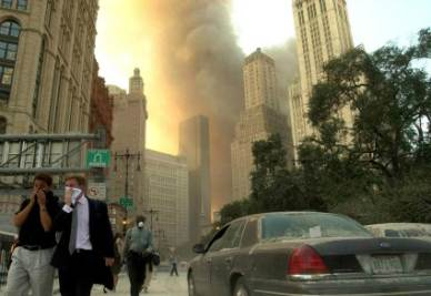 L'attentato alle Twin Towers