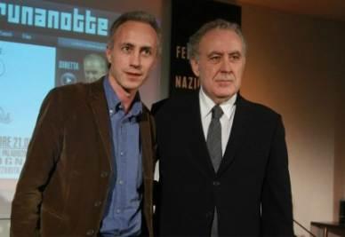 Marco Travaglio e Michele Santoro