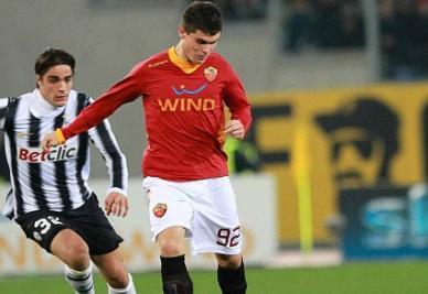 Federico Viviani, talento della Roma (Infophoto)