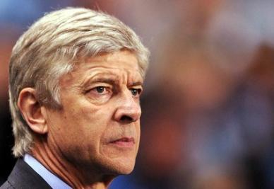 Arsene Wenger non perde mai di vista i giovani talenti (INFOPHOTO)