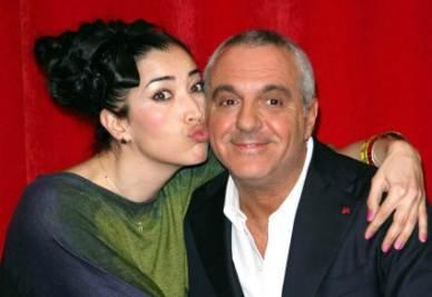 Nina Zilli e Giorgio Panariello
