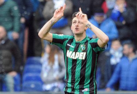 Francesco Acerbi, 27 anni, difensore del Sassuolo (INFOPHOTO)