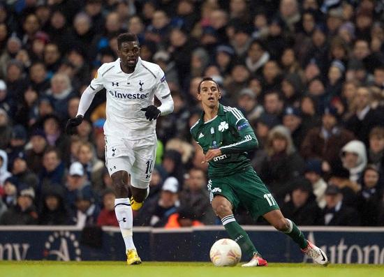 Emmanuel Adebayor (infophoto)