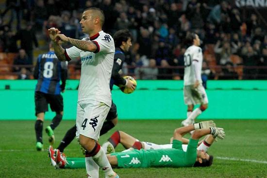 Diretta inter cagliari risultato finale 1 1 live for Diretta notizie