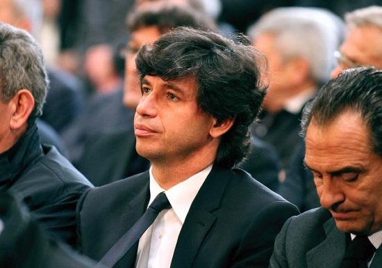 Demetrio Albertini, 42 anni: è stato vicepresidente FIGC (Infophoto)