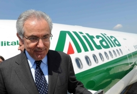 Roberto Colaninno (infophoto)