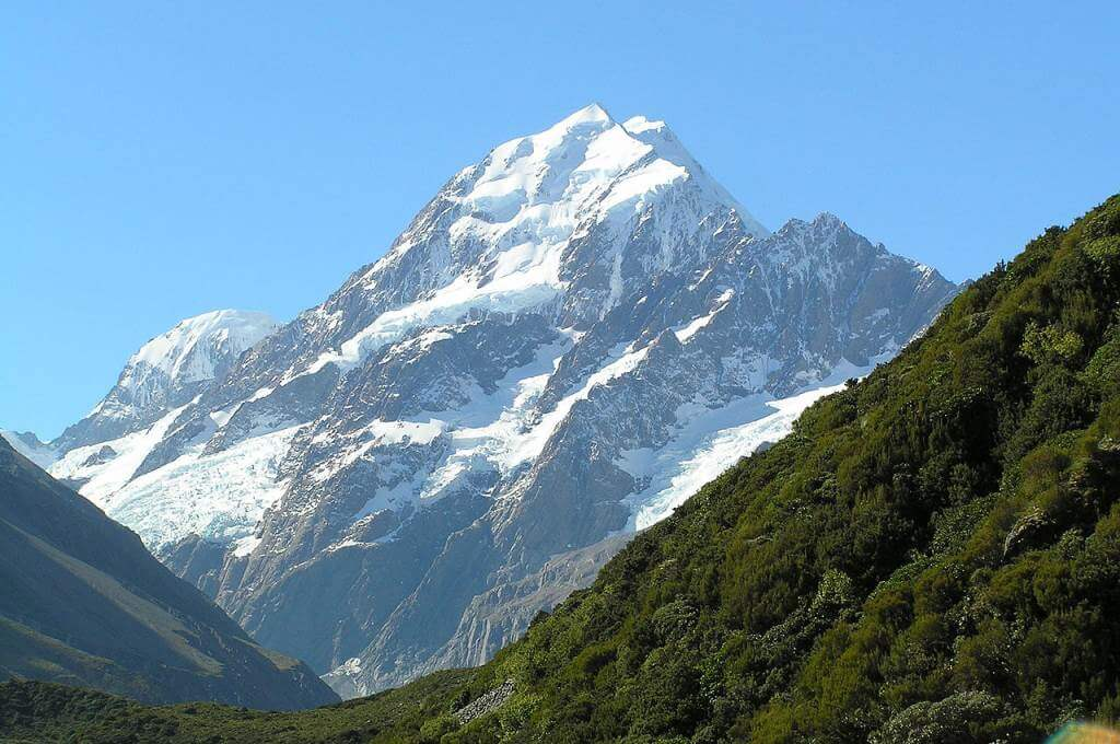Monte Cook, Alpi Neozelandesi Meridionali