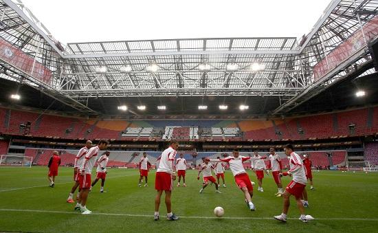 L'Amsterdam Arena, sede della Supercoppa d'Olanda (INFOPHOTO)