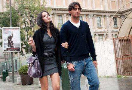 Alberto Aquilani con Michela Quattrociocche