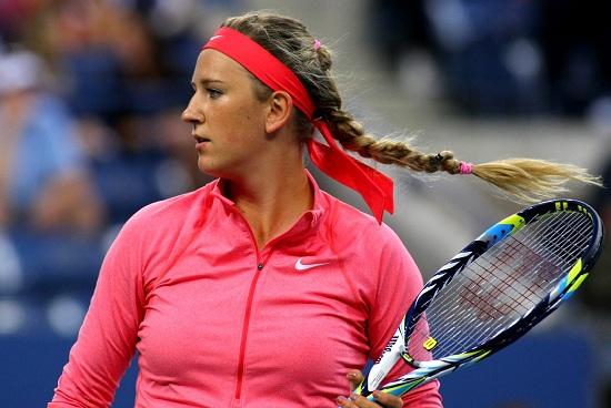 Victoria Azarenka, 24 anni, numero 2 WTA (Infophoto)