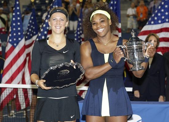 Victoria Azarenka e Serena Williams (Infophoto)