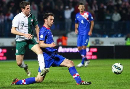 Milan Badelj, 25 anni, centrocampista dell'Amburgo