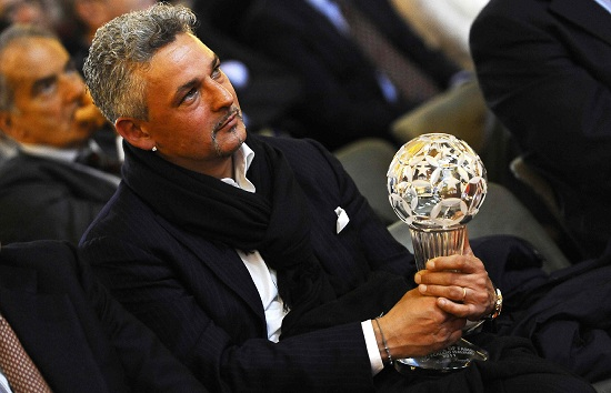 Roberto Baggio (infophoto)