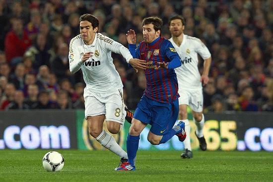 Torna il Clasico: Barcellona-Real Madrid, Supercoppa di Spagna (Infophoto)