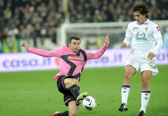 Juventus-Fiorentina il match-clou della 24^giornata di serie A (INFOPHOTO)