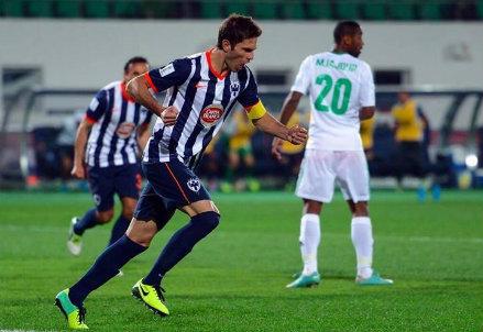 José Maria Basanta, 30 ann, gioca nel Monterrey (INFOPHOTO)