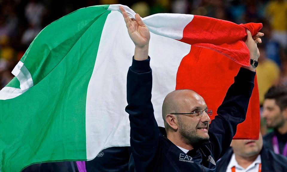 Mauro Berruto, 45 anni, Commissario Tecnico dell'Italia del volley