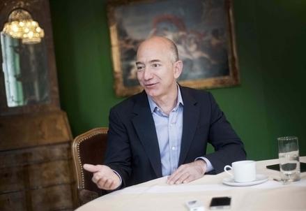 Jeff Bezos (Infophoto)