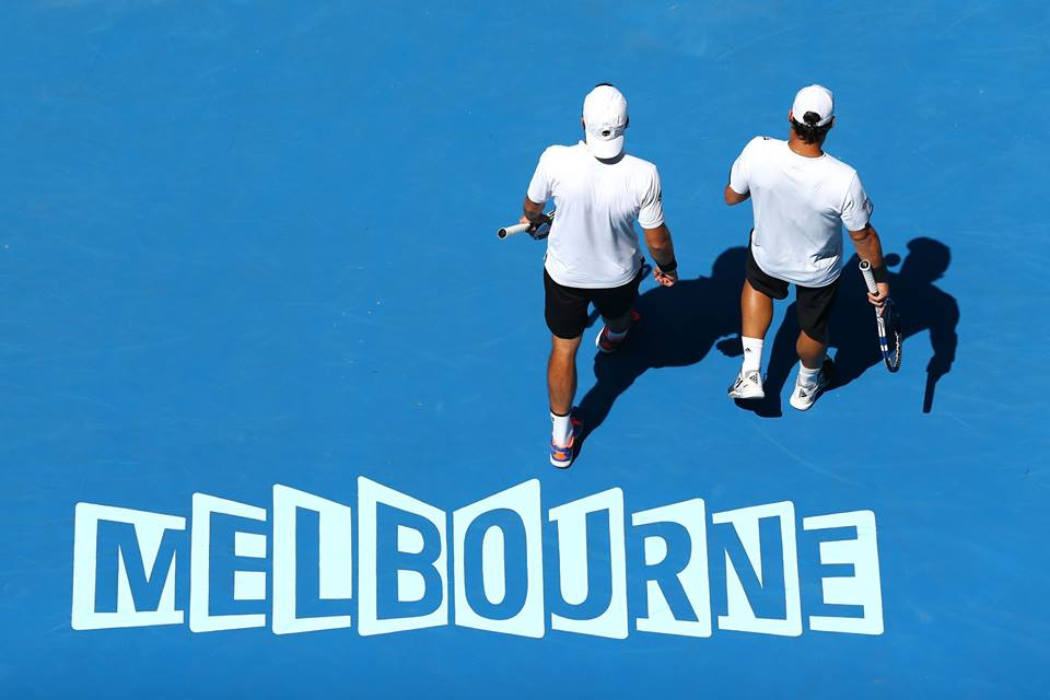 (dall'account facebook.com/AustralianOpen)