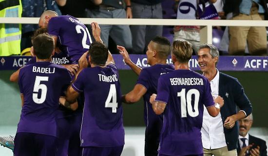 Fiorentina (Infophoto)