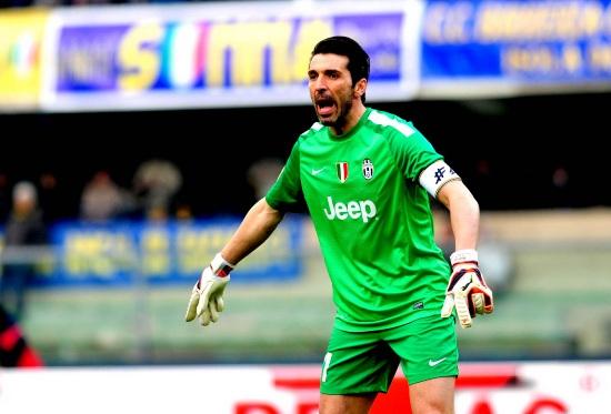 Gianluigi Buffon - Infophoto