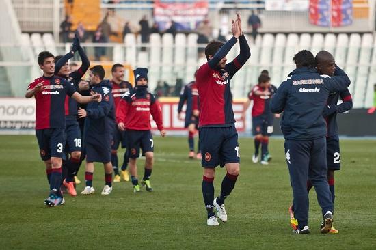 Cagliari-Torino si giocherà a porte chiuse (Infophoto)