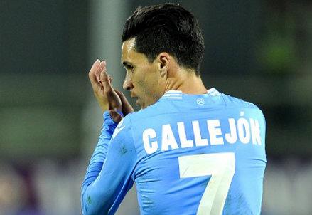 José Maria Callejon, 10 gol in campionato e 15 in stagione (Infophoto)