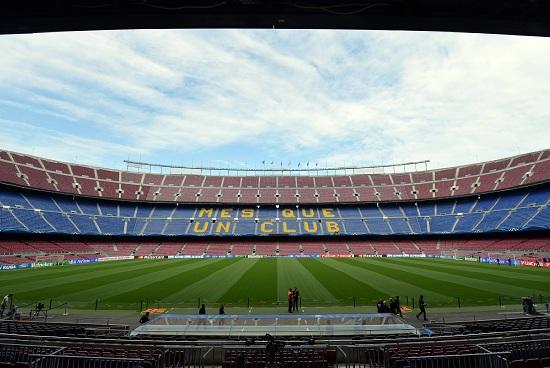 Il Camp Nou (Infophoto)