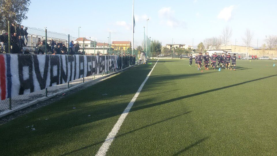 (dall'account ufficiale facebook.com/Casertana-FC)