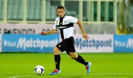 Antonio Cassano, grande ex della partita (Infophoto)