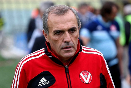 Fabrizio Castori, 58 anni, allenatore del Varese e grande ex di oggi (Infophoto)
