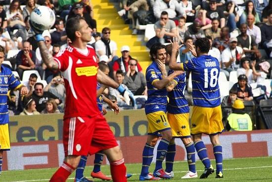 Parma Calcio (Infophoto)