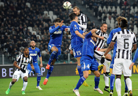 Risultati Serie A (Infophoto)