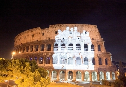 Il Colosseo (Infophoto)