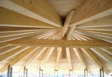 Legno, materiale sempre più utilizzato in edilizia