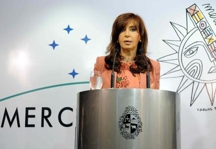 Cristina Fernandez de Kirchner (Infophoto)
