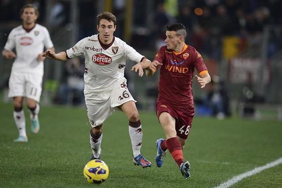 Matteo Darmian, terzino del Torino (Foto Infophoto)