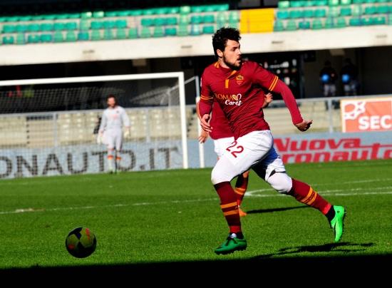 Mattia Destro, 13 gol in campionato (Infophoto)