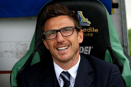 Di Francesco, allenatore Sassuolo (Infophoto)