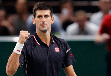 Novak Djokovic, 27 anni: ha vinto le Finals nel 2008, 2012 e 2013