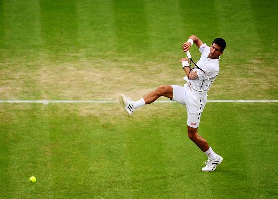 Novak Djokovic (Infophoto)
