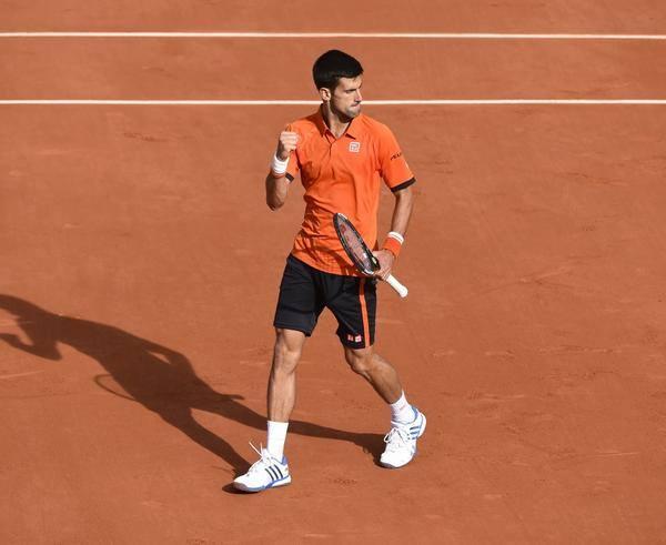 Novak Djokovic, 28 anni, numero 1 del ranking ATP (da facebook.com/RolandGarros)