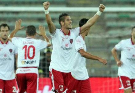 Diego Falcinelli, 23 anni, 3 gol in campionato