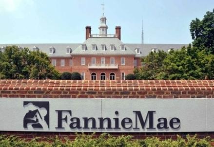 Fannie Mae, uno degli enti che ha erogato più mutui subprime (Infophoto)
